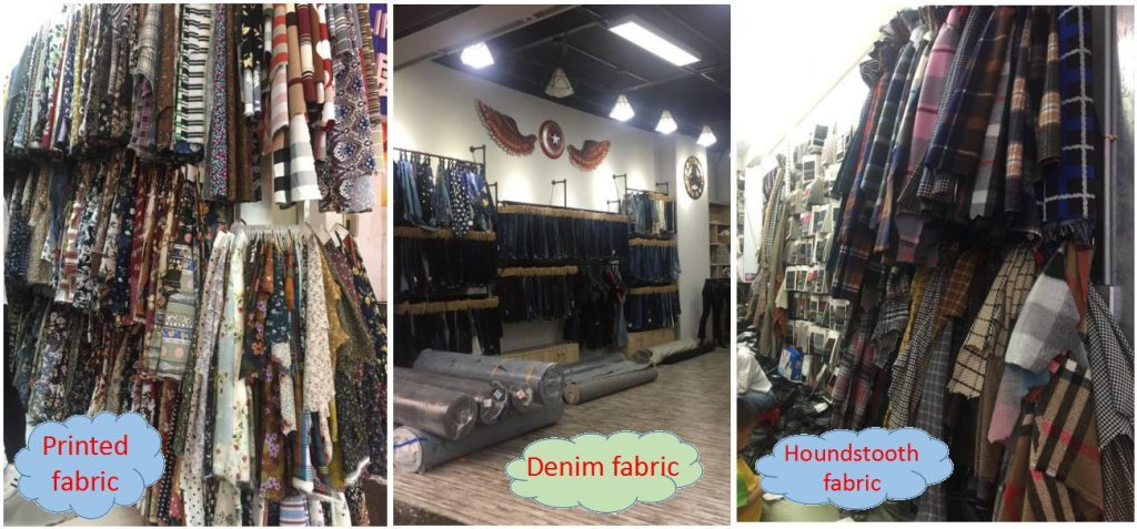 The Largest Fabric market in China - DC Garment