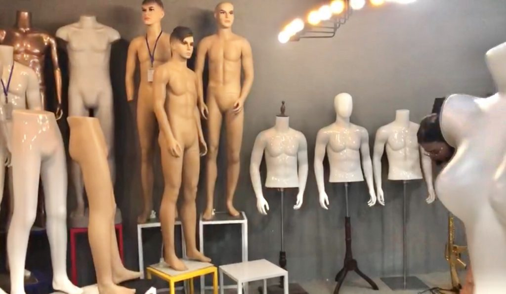 Mannequin wholesale market clothes dummy wholesaler in China male mannequin.